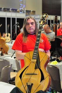 Sigmund Johannessen-Summit Guitars