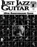 Wyatt in Just Jazz Guitar Magazine