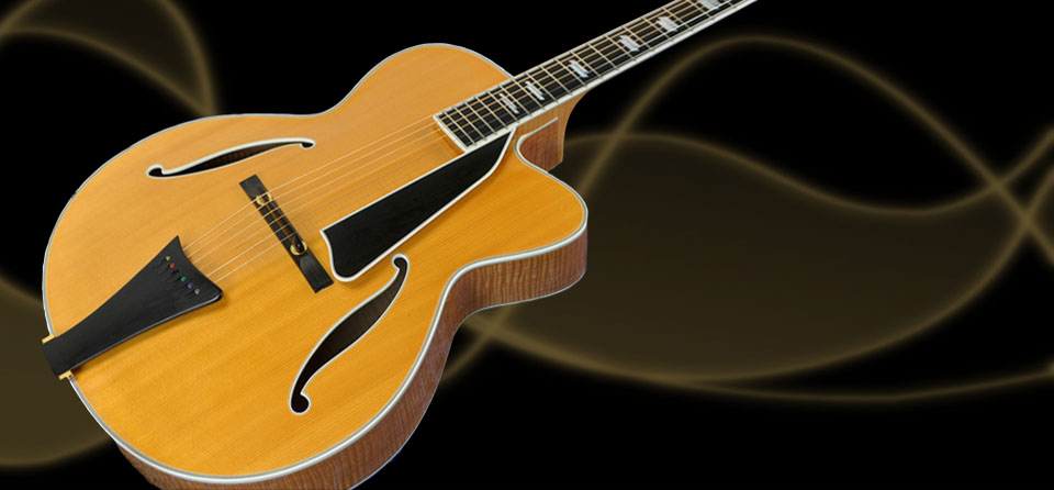 Custom Archtop Guitars | Find Archtop Guitar Luthiers