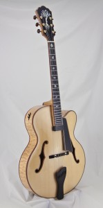 Custom Acoustic Archtop Guitars