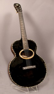 gibson acoustic archtop guitar