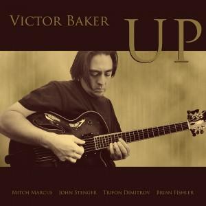 """Victor Baker """"UP"""" release"""
